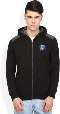 Numero Uno Full Sleeve Embroidered Men's Sweatshirt