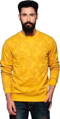 Nucode Full Sleeve Printed Men's Sweatshirt