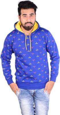 Zrestha Full Sleeve Printed Men's Sweatshirt