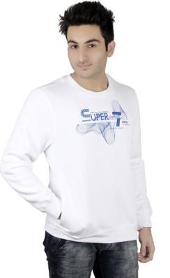 Numero Uno Full Sleeve Graphic Print Men's Sweatshirt