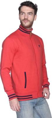 CLUB YORK Full Sleeve Solid Men,s Sweatshirt