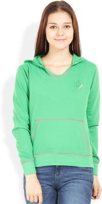 Jademist Full Sleeve Solid Women's Sweatshirt