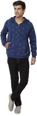 Chumbak Full Sleeve Printed Men's Sweatshirt