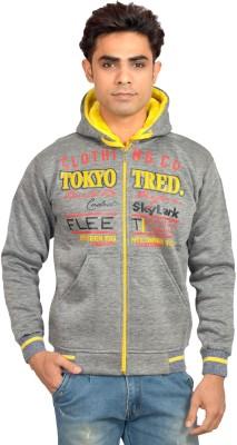 Skylark Full Sleeve Printed Men's Sweatshirt