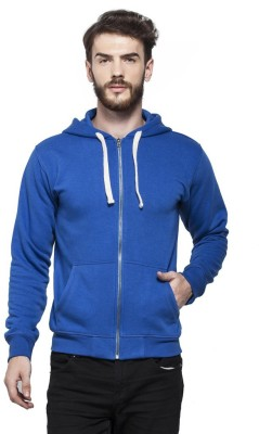 Tinted Full Sleeve Solid Men's Sweatshirt