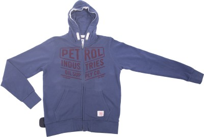 Desi Duos Full Sleeve Printed Boy's Sweatshirt