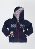 Dora Printed Girls Sweatshirt
