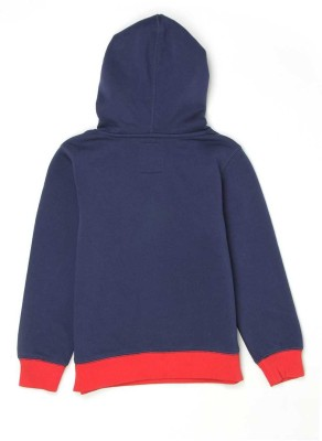 Levi's Full Sleeve Graphic Print Boy's Sweatshirt