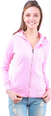 Zupe Full Sleeve Solid Women's Sweatshirt