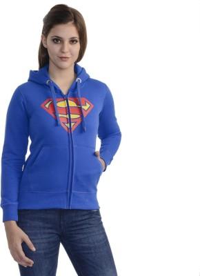 Dc Comic Full Sleeve Printed Women's Sweatshirt