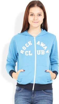Jademist Full Sleeve Self Design Women's Sweatshirt