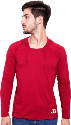 Jangoboy Full Sleeve Solid Men's Sweatshirt