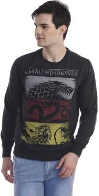 Game of Thrones Full Sleeve Printed Men's Sweatshirt