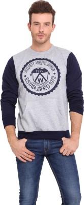 Western Vivid Full Sleeve Printed Men's Sweatshirt