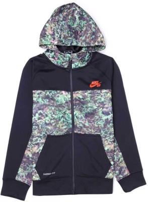 Nike SB Full Sleeve Printed Boy's Sweatshirt