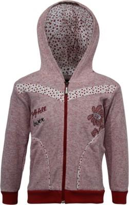 Kothari Full Sleeve Printed Girls Sweatshirt