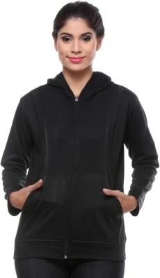 TeeMoods Full Sleeve Solid Womens Sweatshirt