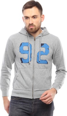 Blue Monkey Full Sleeve Printed Men's Sweatshirt