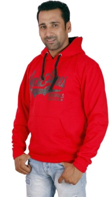 KRG Fashion Full Sleeve Self Design, Solid, Printed Men's Sweatshirt