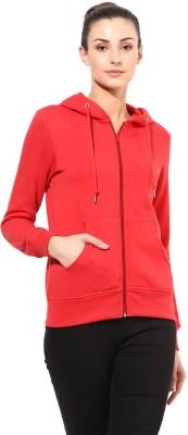 Tshirt Company Full Sleeve Solid Women's Sweatshirt