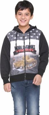 Superkids Full Sleeve Printed Boy's Sweatshirt