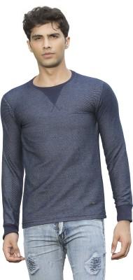 Maniac Full Sleeve Solid Men's Sweatshirt