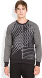 Locomotive Full Sleeve Solid Men's Sweat...