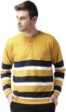 Mast & Harbour Full Sleeve Striped Men's...