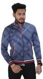 Matelco Full Sleeve Self Design Men's Sw...