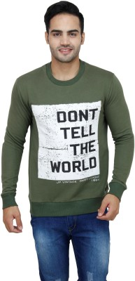 Jprana Full Sleeve Printed Men's Sweatshirt