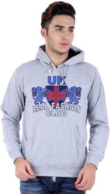 Rakshita Collection Full Sleeve Solid Men's Sweatshirt