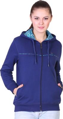 Miss Grace Full Sleeve Solid Women's Sweatshirt
