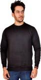 Kraasa Full Sleeve Solid Men's Sweatshir...
