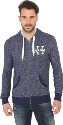 Being Human Clothing Full Sleeve Printed Men's Sweatshirt