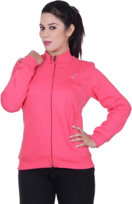 Kally Full Sleeve Solid Women's Sweatshirt