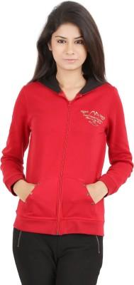 MA Full Sleeve Printed Women's Sweatshirt
