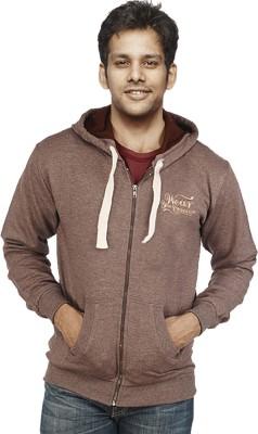Wear Your Opinion Full Sleeve Printed Men's Sweatshirt