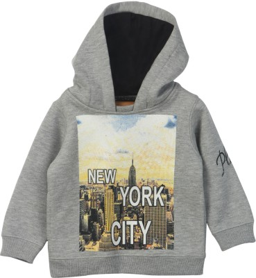 Beebay Full Sleeve Printed Boy's Sweatshirt