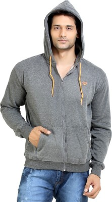 London Bee Full Sleeve Solid Men's Sweatshirt