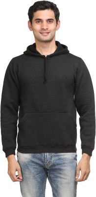 Sniper Full Sleeve Solid Men's Sweatshirt