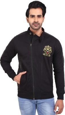 Provogue Full Sleeve Solid Mens Sweatshirt