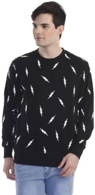Dc Comic Full Sleeve Printed Men's Sweatshirt