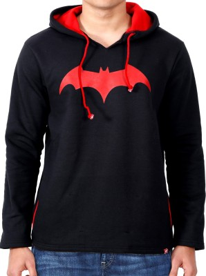 ComicSense Full Sleeve Graphic Print Men's Sweatshirt