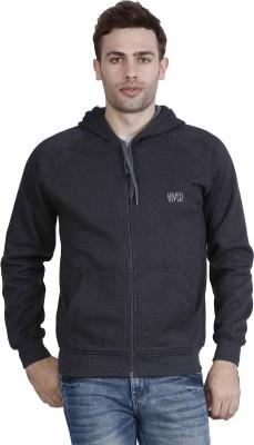 Hiver Full Sleeve Solid Men's Sweatshirt