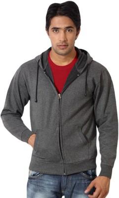Softwear Full Sleeve Solid Men's Sweatshirt