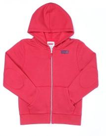 Levi's Full Sleeve Solid Boys Sweatshirt