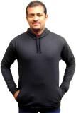 Zorba Mart Full Sleeve Solid Men's Sweat...