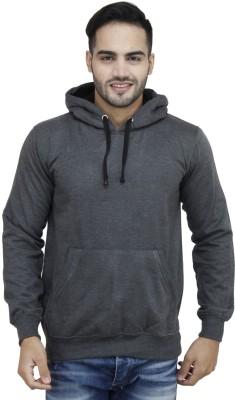 Christy World Full Sleeve Solid Men's Sweatshirt