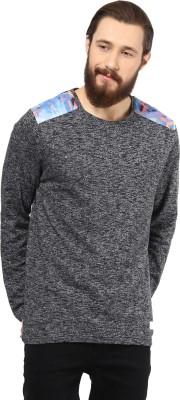Atorse Full Sleeve Solid Men's Sweatshirt