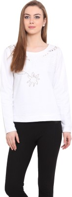 Porsorte Full Sleeve Printed Women's Sweatshirt